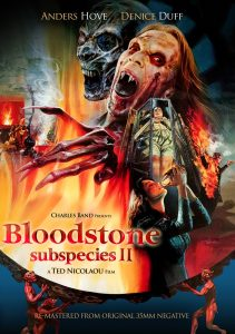 Bloodstone: Subspecies II (1993) Director: Ted Nicolaou Starring: Anders Hove, Denice Duff