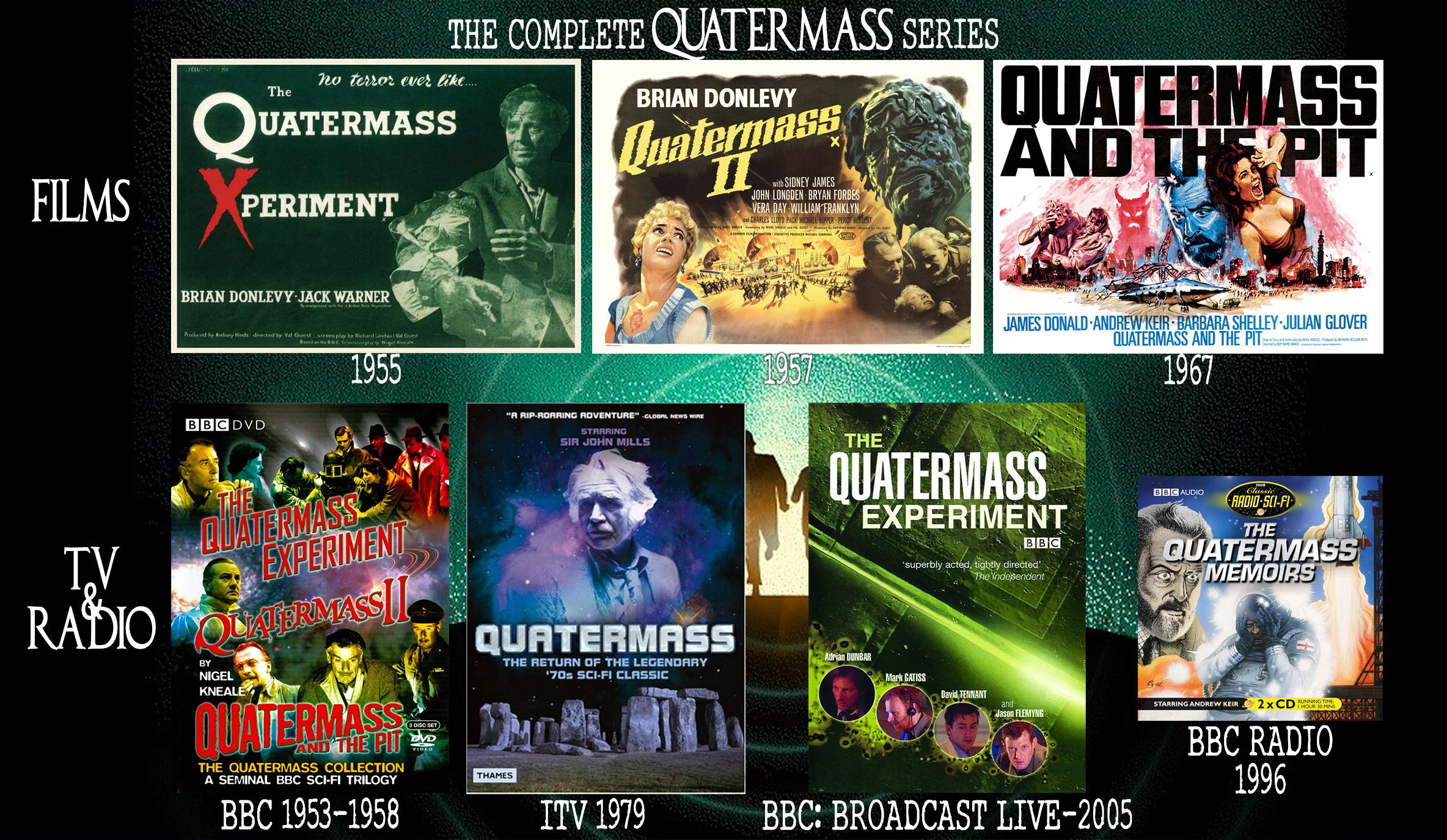 Quatermas TV Film Radio