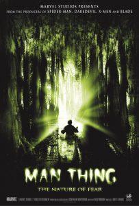 Man Thing Poster