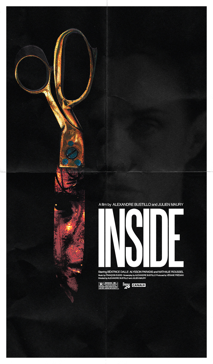 Inside 2007 horror news reviews horror movie trailers for Inside movie