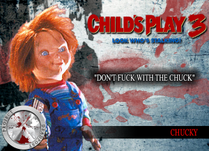 Childs Play 3 Horror Quote