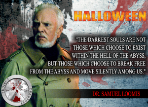 Halloween Remake Horror Quote