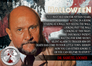 Halloween Horror Quote