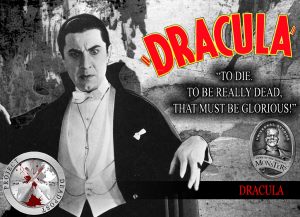 Dracula Horror Quote