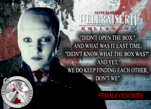 Hellraiser 2 Hellbound Horror Quote