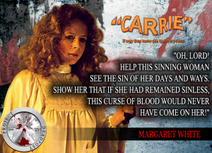 Carrie Horror Quote