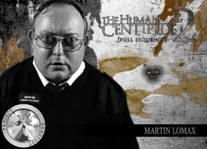 The Human Centipede 2 Horror Quote