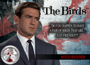 The Birds Horror Quote
