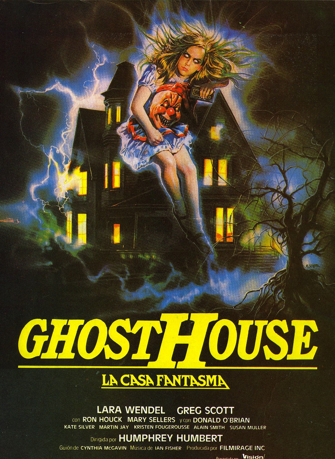 Ghosthouse(1)