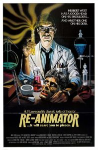 Re-Animator Poster 1985