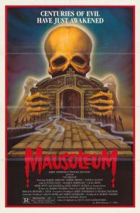 mausoleum 1983 Poster