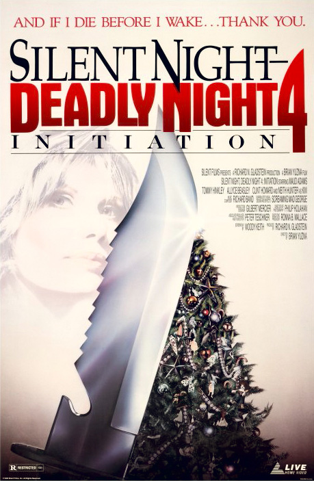 Silent Night Deadly Night 1984 1991 Series Review Project Deadpost