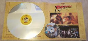 Indiana Laserdisc comparison