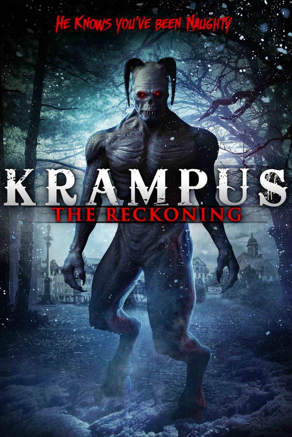 A Series of Krampus Films (2013-2016) Reviewed - Project