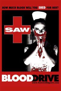 SawBloodDrive