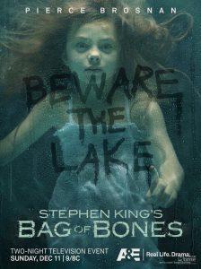 Stephen King Bag of Bones Poster