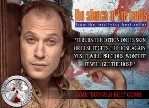 Hannibal Horror Quote