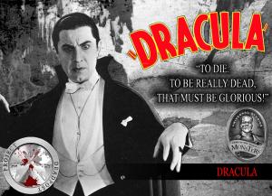 Dracula Horror Quote