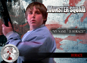 The Monster Squad Horror Quote
