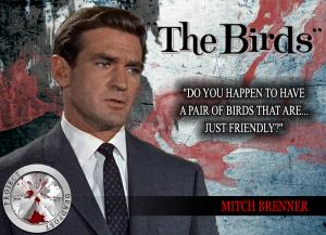 The Birds Horror Quote