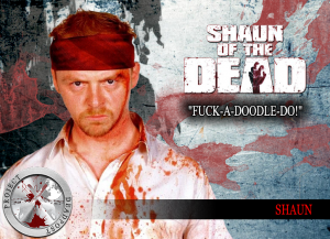 Shaun of the Dead Horror Quote