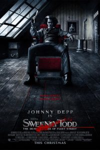 Sweeney Todd 2007 Poster